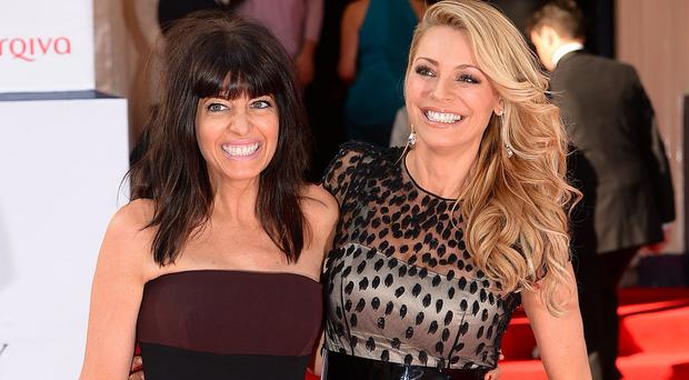 Claudia Winkleman and Tess Daly are the hosts of Strictly Come Dancing