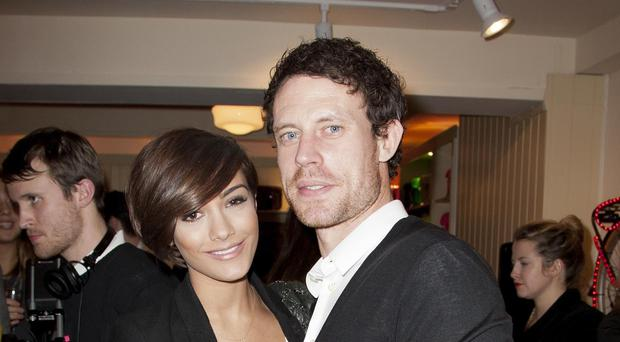 Frankie Bridge is expecting her second baby with husband Wayne