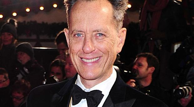 Richard E Grant has a new TV role