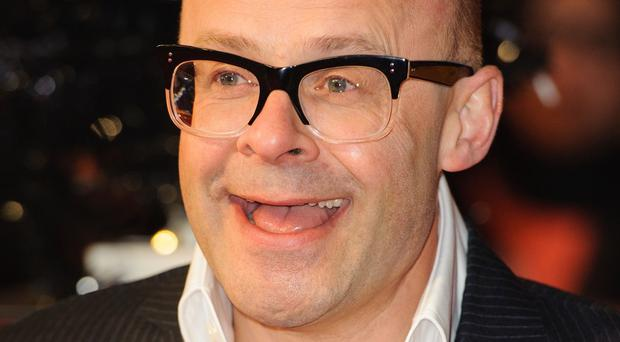 Harry Hill is writing a new musical