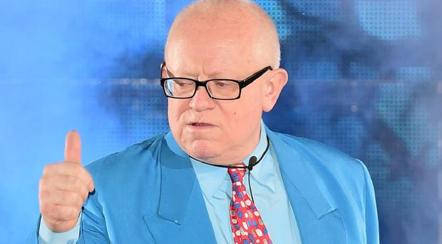 Ken Morley is in the Celebrity Big Brother house