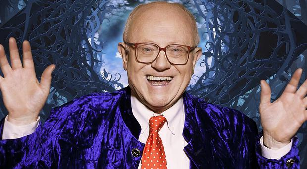 Ken Morley has left the Celebrity Big Brother house