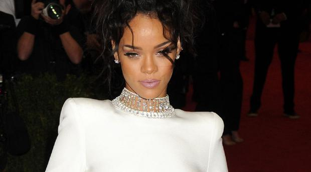 Rihanna partied with Leonardo DiCaprio at the Playboy Mansion