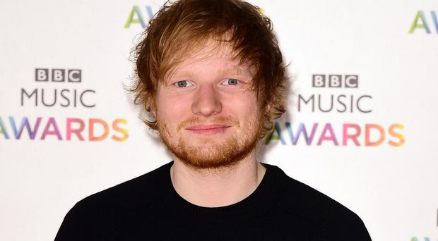 Ed Sheeran is the latest star to try out the Top Gear challenge