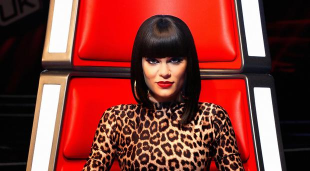 Jessie J is back on The Voice, this time in Australia