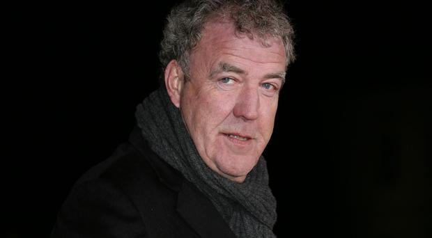 Jeremy Clarkson gave a running commentary of his train journey on Twitter