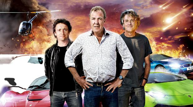 Top Gear is heading back to our screens