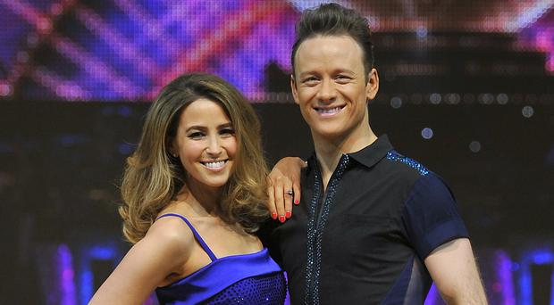 Rachel Stevens has joined Kevin Clifton for the Strictly Come Dancing live tour