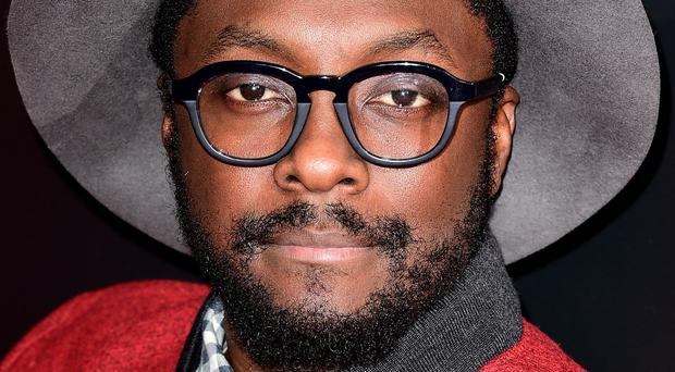 Will.i.am is taken with some hopefuls on The Voice