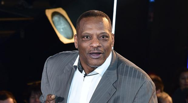 Alexander O'Neal has left the Celebrity Big Brother house