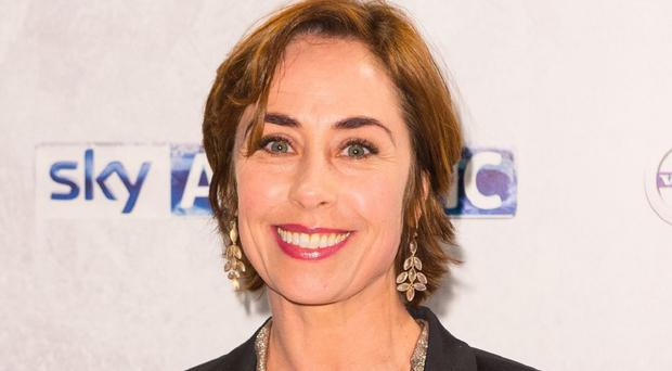 Sofie Grabol starred in the TV show The Killing