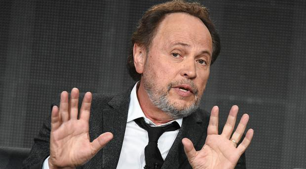 Billy Crystal made controversial comments during the Television Critics Association tour