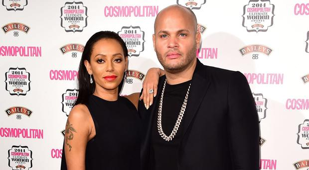 Mel B has said she and husband Stephen Belafonte have little in common