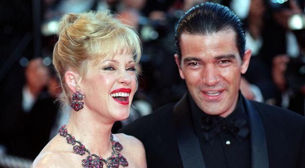Antonio Banderas and Melanie Griffith were married for 18 years before their split last year