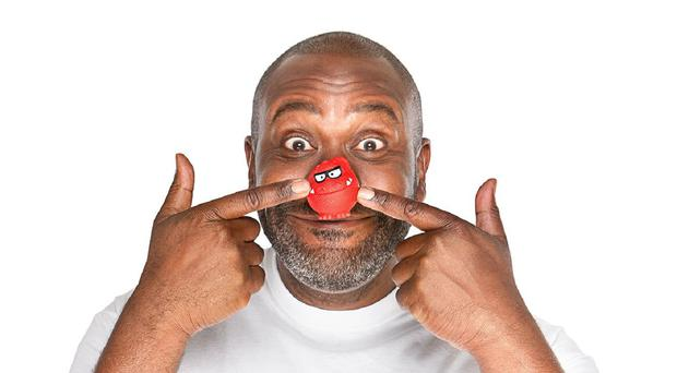 Lenny Henry will pick up the award for Comic Relief
