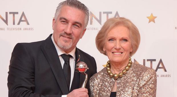 Paul Hollywood and Mary Berry will judge The Great British Bake Off's Comic Relief special