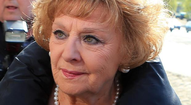 Coronation Street actress Barbara Knox has pleaded guilty to drink-driving
