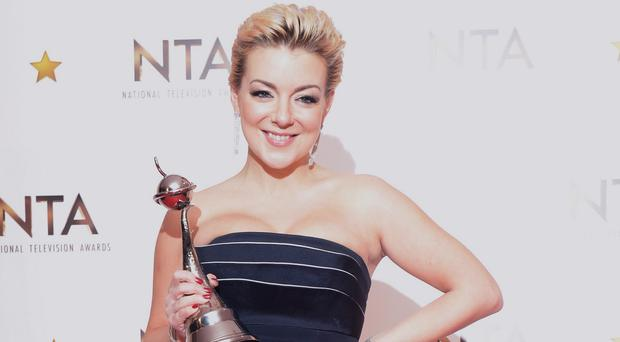 Sheridan Smith would-be singing star brother Damian Dalton Smith revealed her fancy of Voice judge Rickie Wilson.