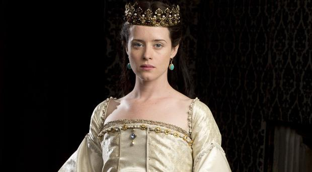 Wolf Hall star Claire Foy says she struggled to hold it together while filming Anne Boleyn's death