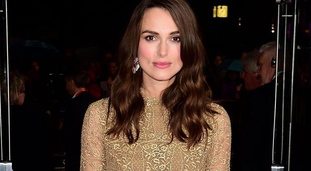 Keira Knightley says her name was a spelling mistake