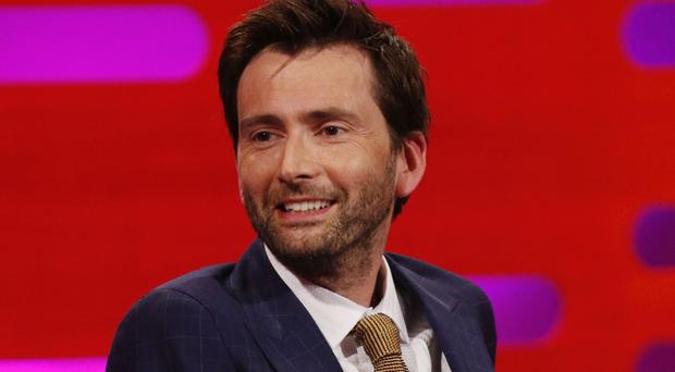 David Tennant plays a Marvel super villain in a new Netflix series