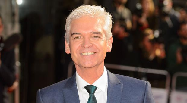 Phillip Schofield laughed off a resque incident involving dogs on This Morning