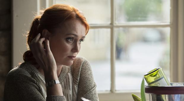 Shoppers were confused by a store run by Keeley Hawes' character in The Casual Vacancy