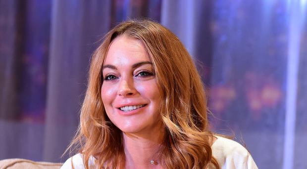 Lindsay Lohan has claimed she completed 80 hours of community service in nine days