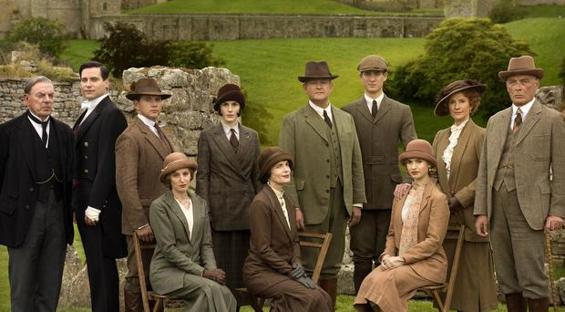 Downton Abbey is reported to be drawing to a close