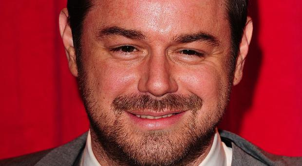 Danny Dyer licked Mary Berry's ear during a drunken acceptance speech at an awards ceremony
