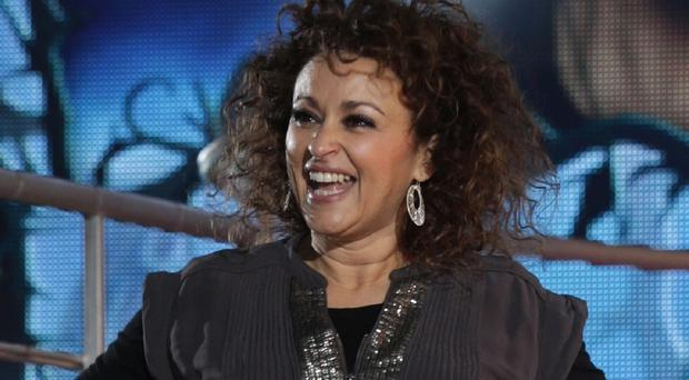 Nadia Sawalha has left the Celebrity Big Brother house