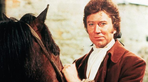 Robin Ellis played the title role in the original Poldark