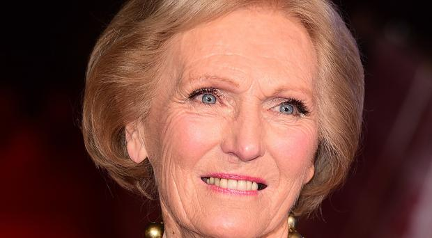 Mary Berry insists she has no intention of retiring because she loves her job so much