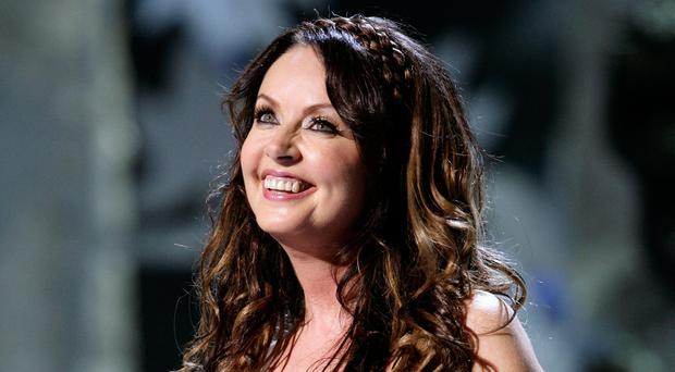 Sarah Brightman is enduring a gruelling regime as she prepares for a trip into space