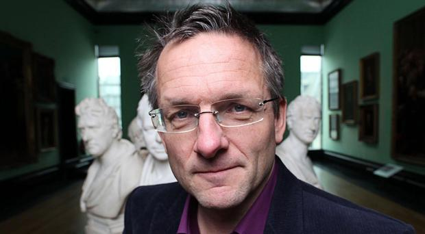 Michael Mosley will carry out six