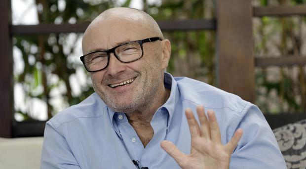 Phil Collins (AP)