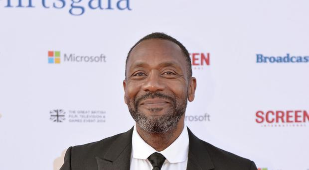 Comedian Lenny Henry, who features in adverts for Whitbread's Premier Inn hotels