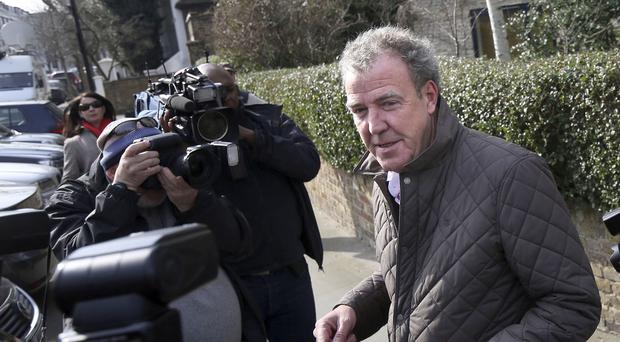 A complaint about Jeremy Clarkson's use of the word