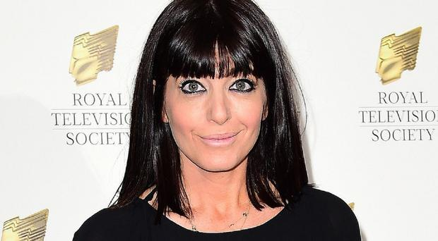 Claudia Winkleman is up for an award for best entertainment performance