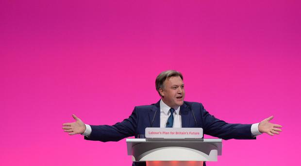 The body language of Ed Balls is scrutinised in a new production