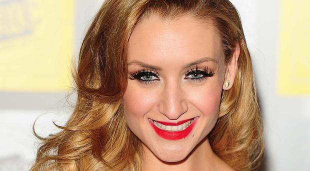 Catherine Tyldesley is the mother of a baby boy