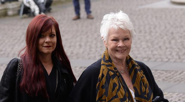 Dame Judi Dench and her daughter, Finty Williams, are to appear at London's Donmar Warehouse