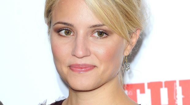 Dianna Agron is to star in a play about Alexander McQueen