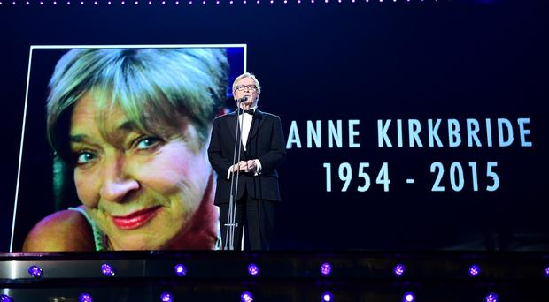 William Roache will be among those paying tribute to Anne Kirkbride