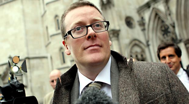 Frankie Boyle (above), Dame Vivienne Westwood, Massive Attack and Prof. Peter Higgs come out against Trident.