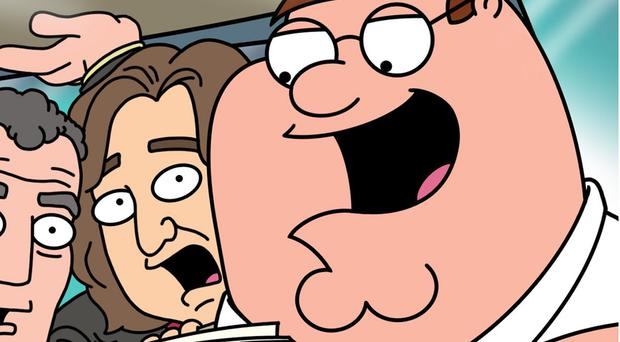 The 15th series of Family Guy will be shown on ITV2 this autumn