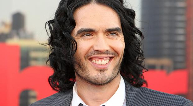 Comedian Russell Brand has been voted the world's fourth most important thinker in a poll for Prospect magazine