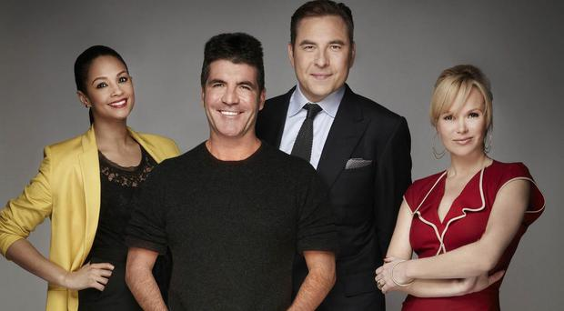 Alesha Dixon, Simon Cowell, David Walliams and Amanda Holden will return for Britain's Got Talent