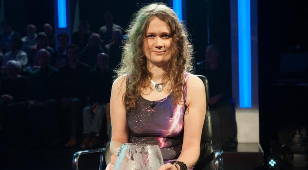 Marianne Fairthorne who has been crowned the winner of this year's series of Mastermind (BBC/PA)