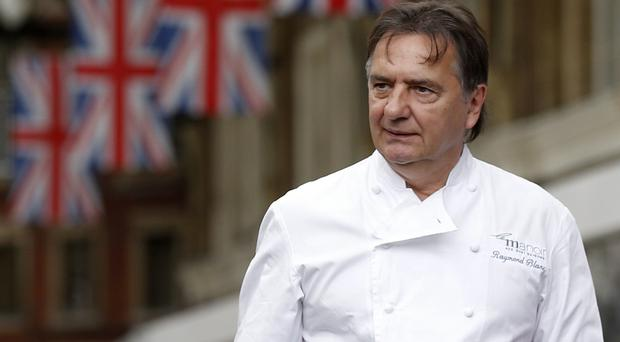 Chef Raymond Blanc said the Great British Bake Off was the last television show he loved